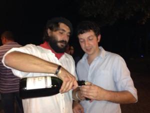 5 Luglio 2013 - Inaugurazione Bottiglioni