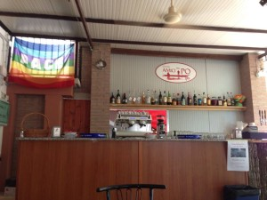 Il nuovo banco Bar